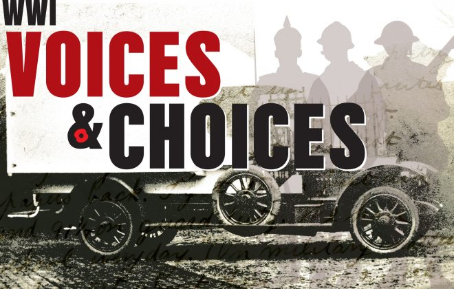 Voices & Choices: an exhibition