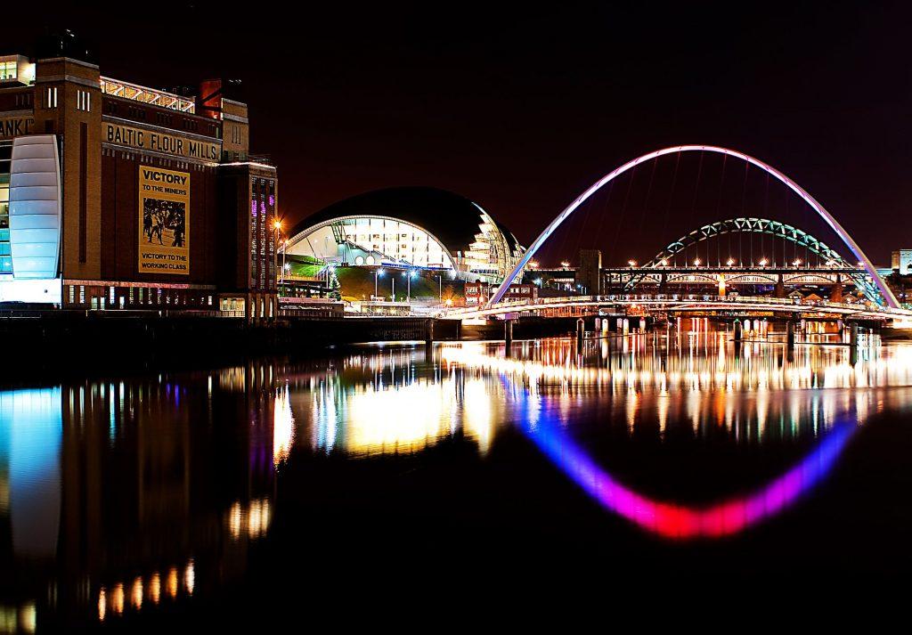 Bridges of Newcastle and Gateshead