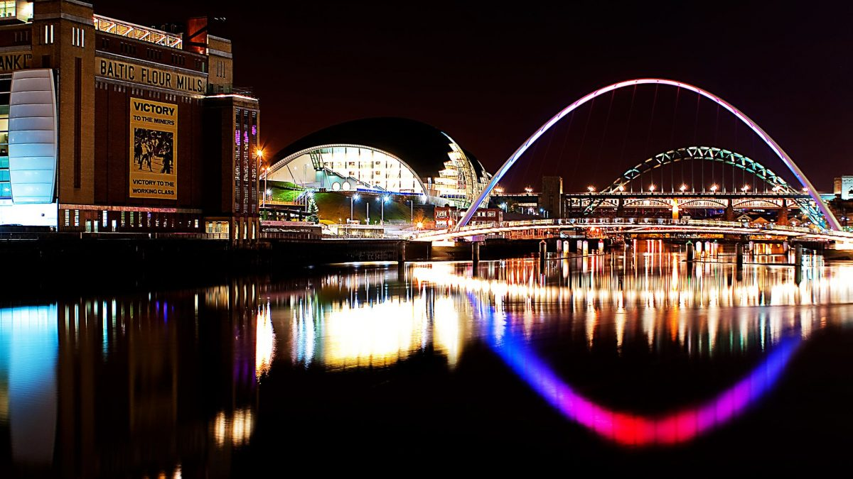 Bridges of Newcastle and Gateshead