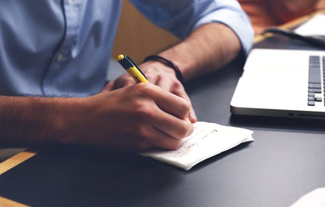 How to write a strapline