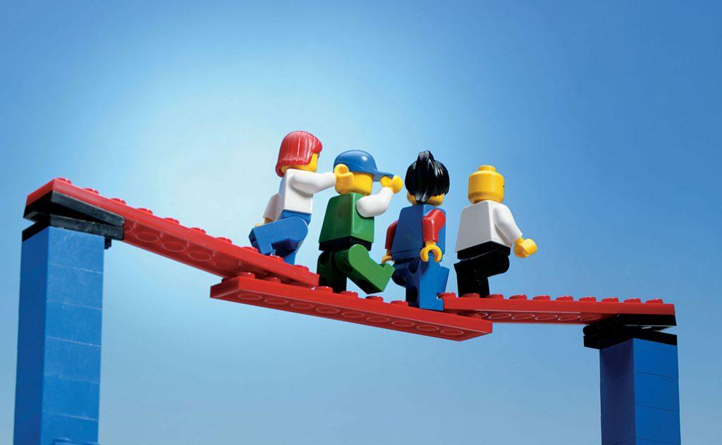 Lego rebranding